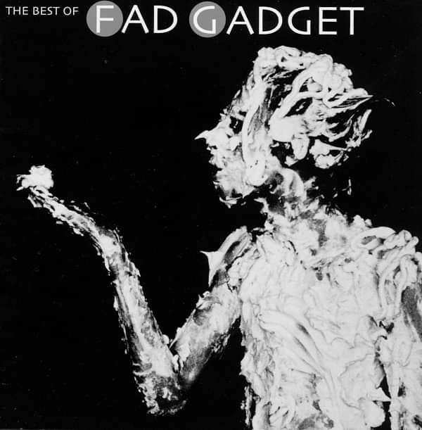 Fad Gadget - Best of Fad Gadget Silver 2LP - Fad Gadget