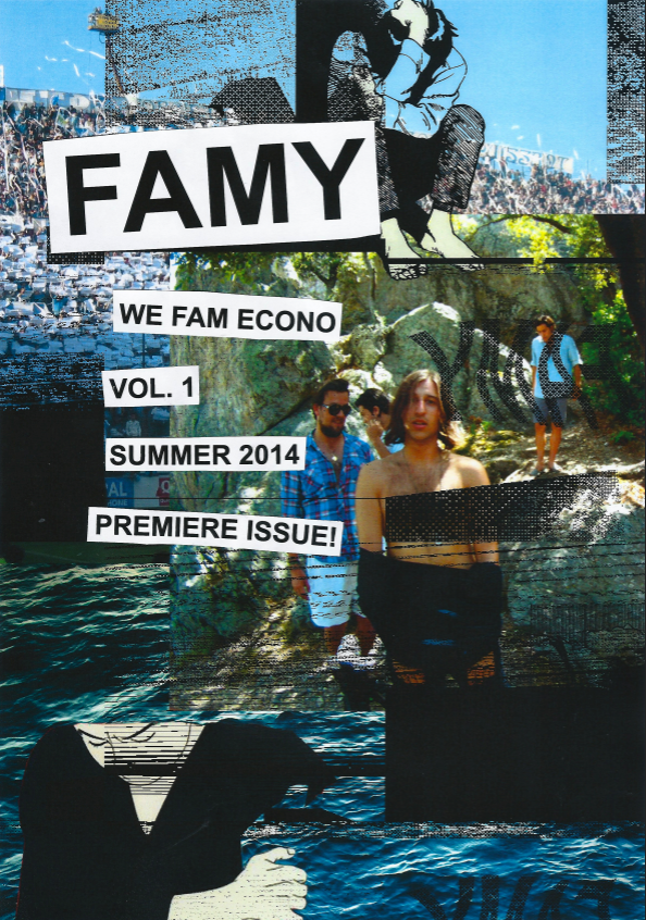 Album + Fanzine + Ticket bundle - FAMY