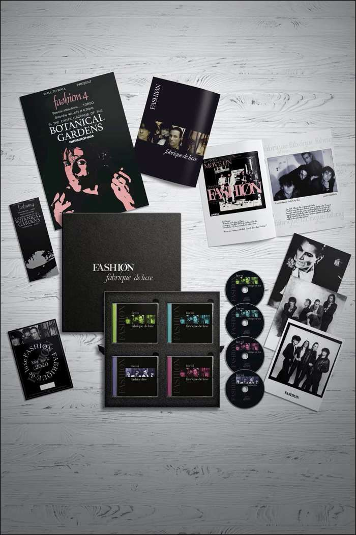 Fabrique Deluxe Box Set - Fashion Fabrique Deluxe