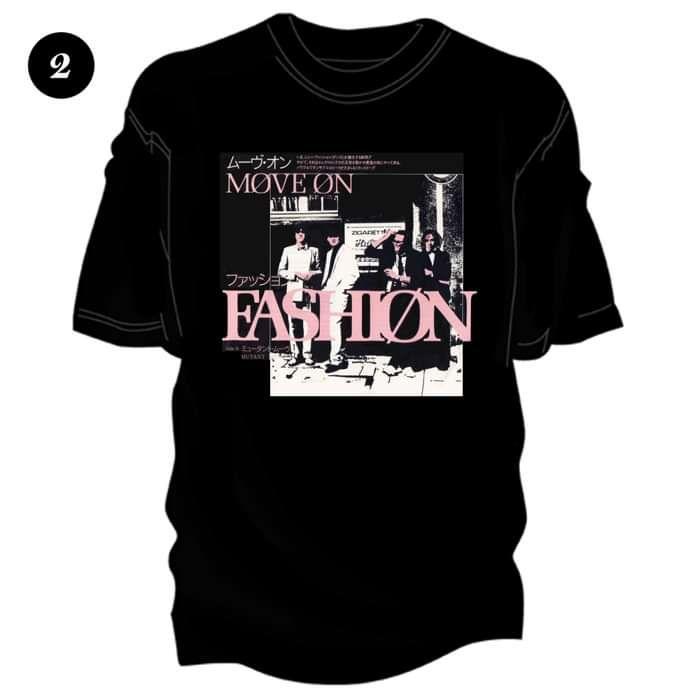 Fashion Fabrique T Shirt #2 - Fashion Fabrique Deluxe