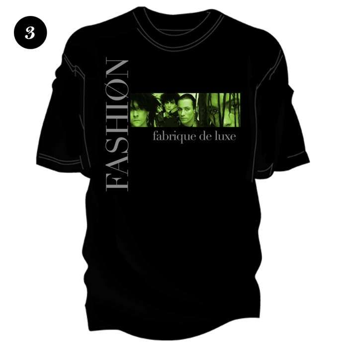 Fashion Fabrique T Shirt #3 - Fashion Fabrique Deluxe