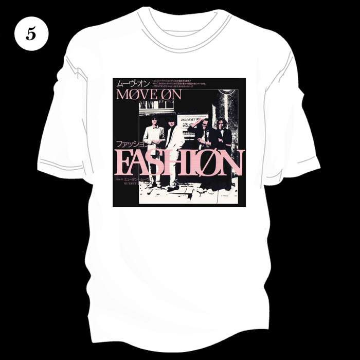 Fashion Fabrique T Shirt #5 - Fashion Fabrique Deluxe
