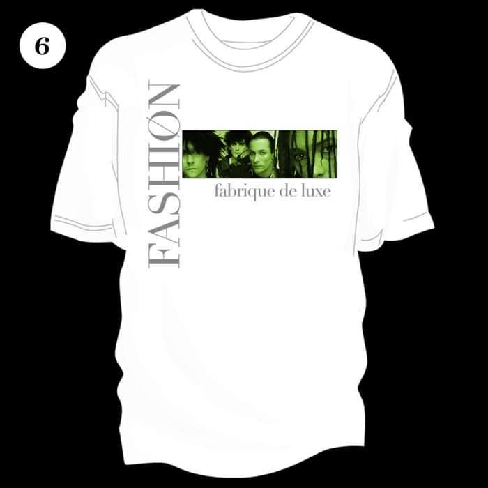 Fashion Fabrique T Shirt #6 - Fashion Fabrique Deluxe