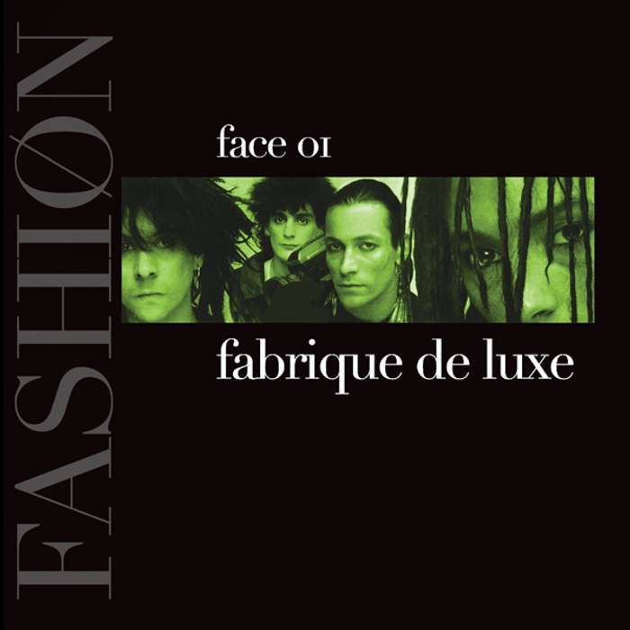 Fashion Face 01 CD - Fashion Fabrique Deluxe