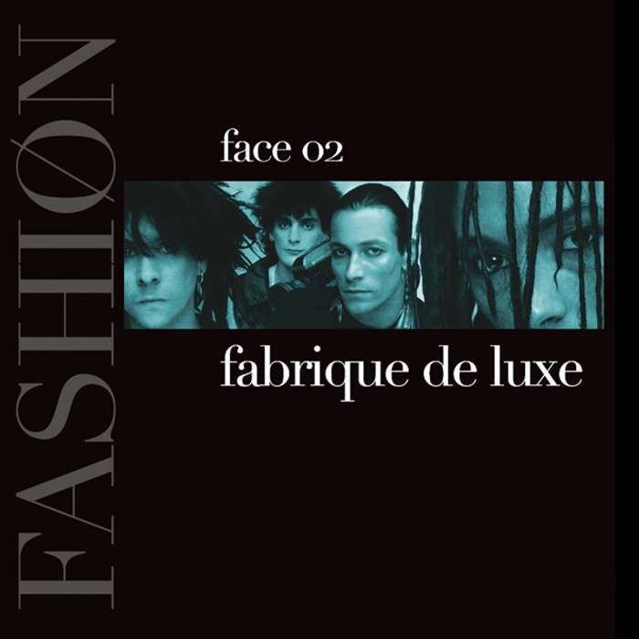 Fashion Face 02 CD - Fashion Fabrique Deluxe