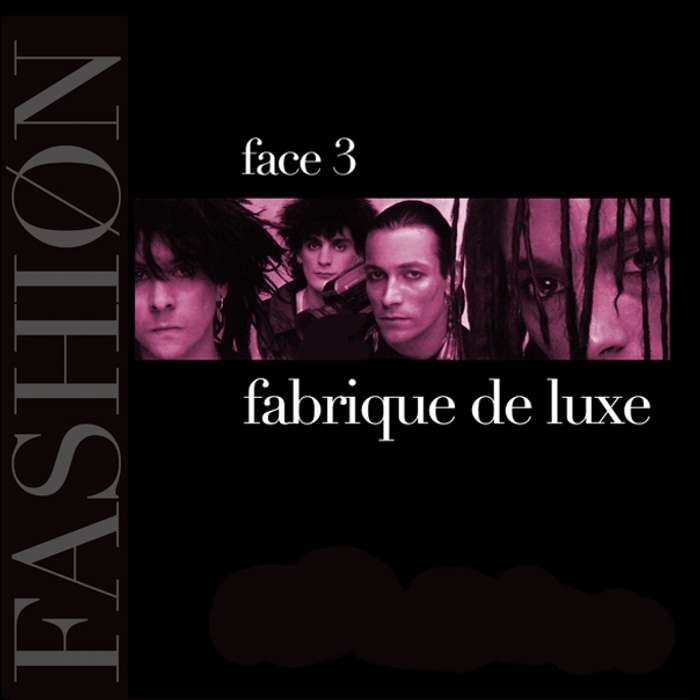 Fashion Face 03 CD - Fashion Fabrique Deluxe