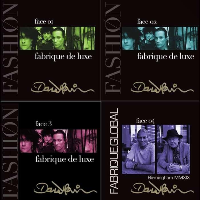 Signed CD Bundle - Fashion Fabrique Deluxe