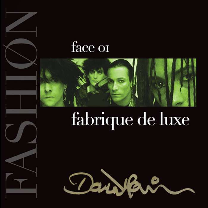 Signed Fashion Face 01 CD - Fashion Fabrique Deluxe