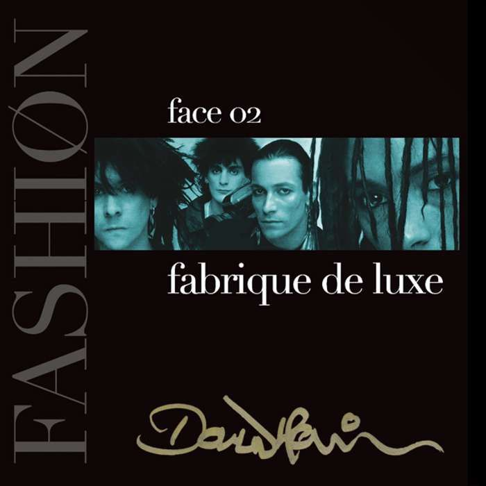 Signed Fashion Face 02 CD - Fashion Fabrique Deluxe