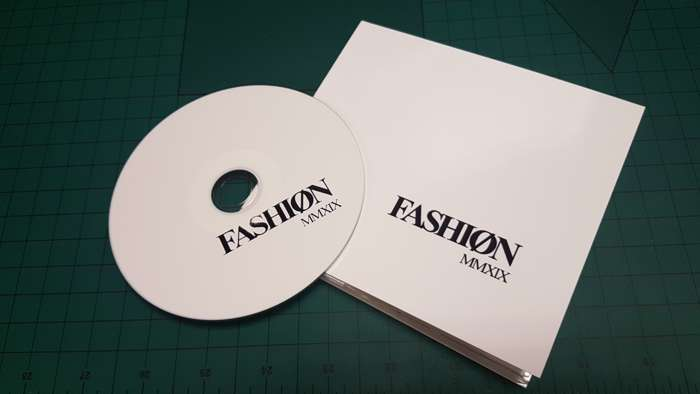 Fashion MMXIX CD - Fashion MMXIX