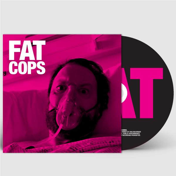 Fat Cops (Signed CD) - Fat Cops
