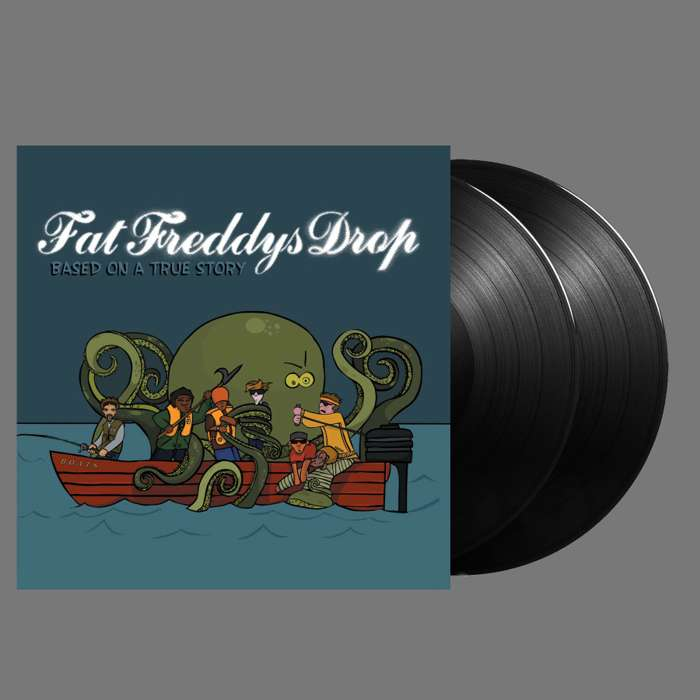 Based On A True Story (2xLP) - Fat Freddy's Drop