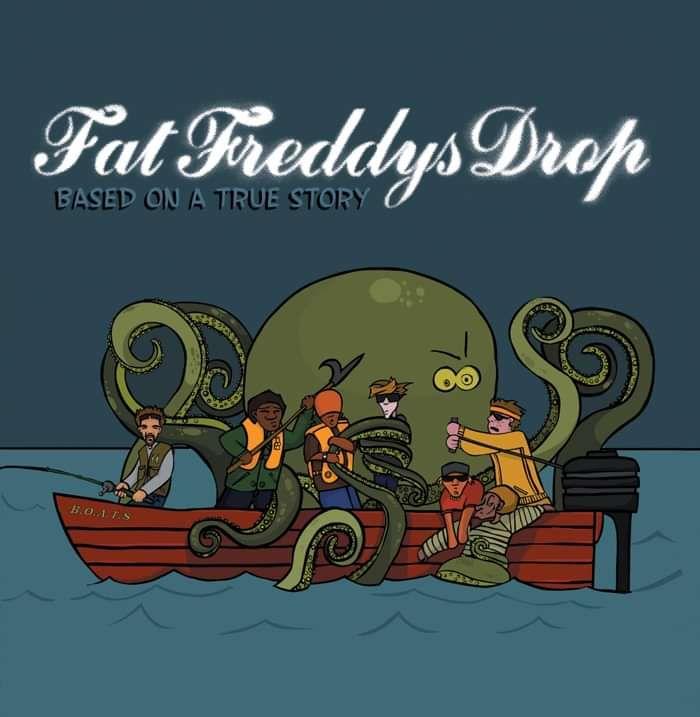 Based On A True Story (CD) - Fat Freddy's Drop