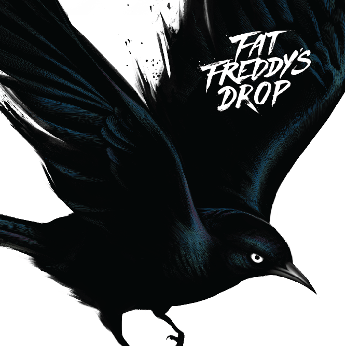 Blackbird (2xLP Deluxe Boxset) - Fat Freddy's Drop