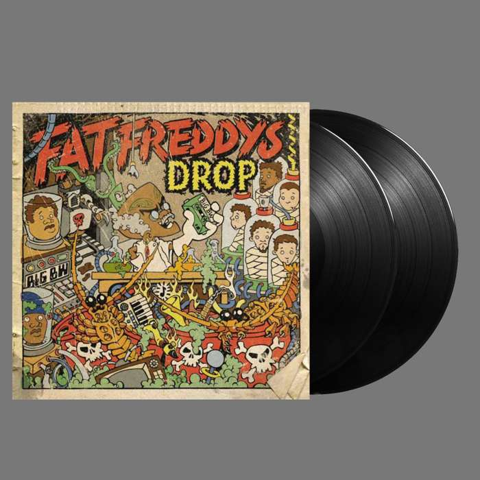 Dr Boondigga And The Big BW (2xLP) - Fat Freddy's Drop