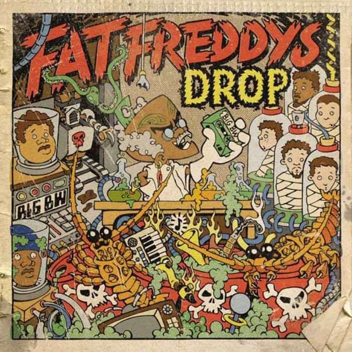 Dr Boondigga And The Big BW (CD) - Fat Freddy's Drop