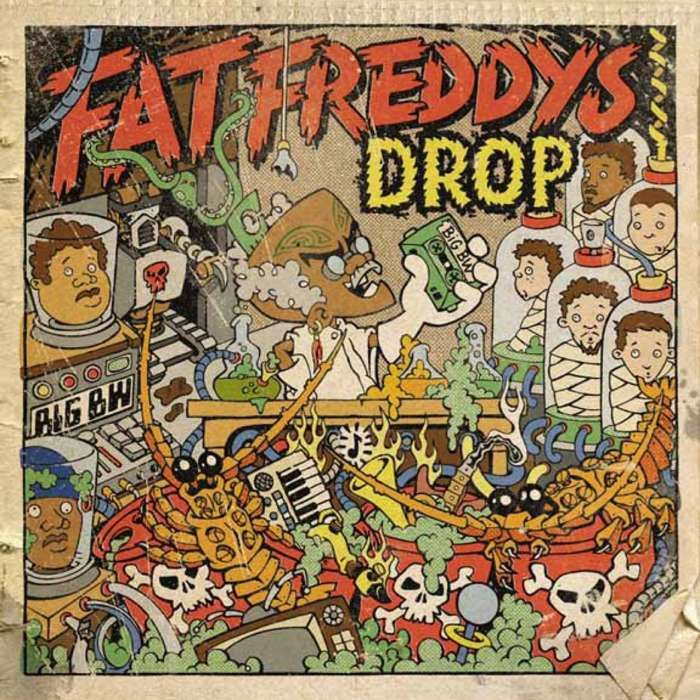 Dr Boondigga And The Big BW - Fat Freddy's Drop