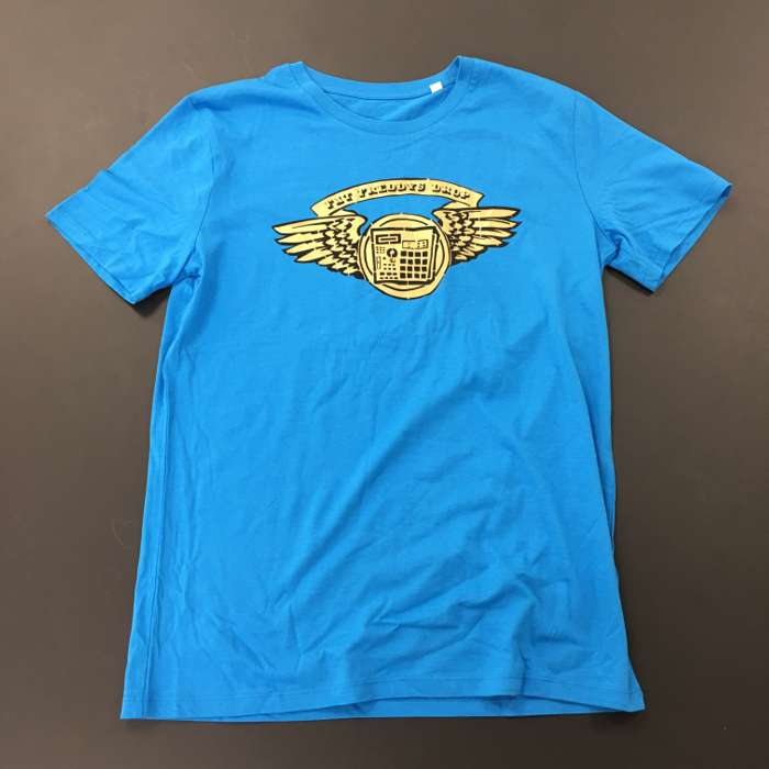 Flying MPC T-shirt - Fat Freddy's Drop