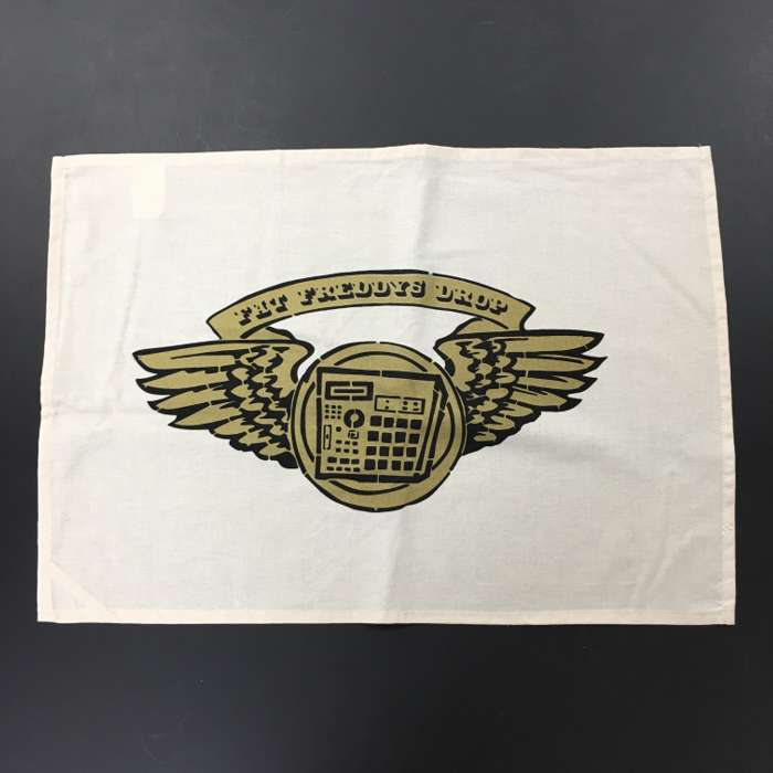 Flying MPC Tea Towel - Fat Freddy's Drop