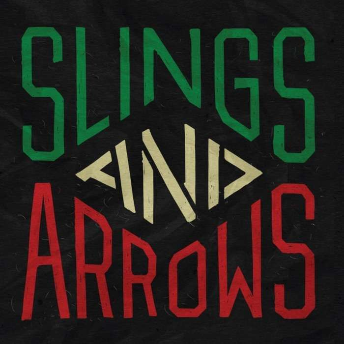 "Sling and Arrows (7"" Single) - Fat Freddy's Drop"