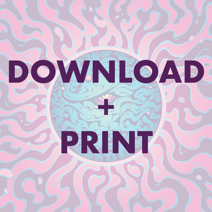 SPECIAL EDITION PART 1 (DOWNLOAD + PRINT BUNDLE) - Fat Freddy's Drop