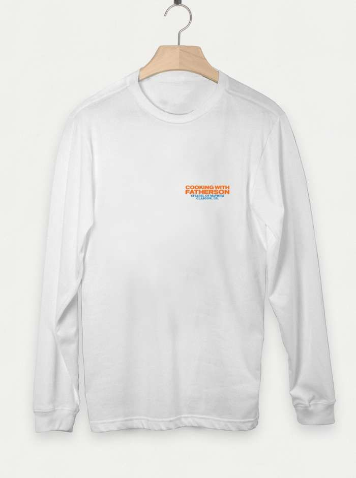 Cooking With Fatherson Long Sleeve - Fatherson