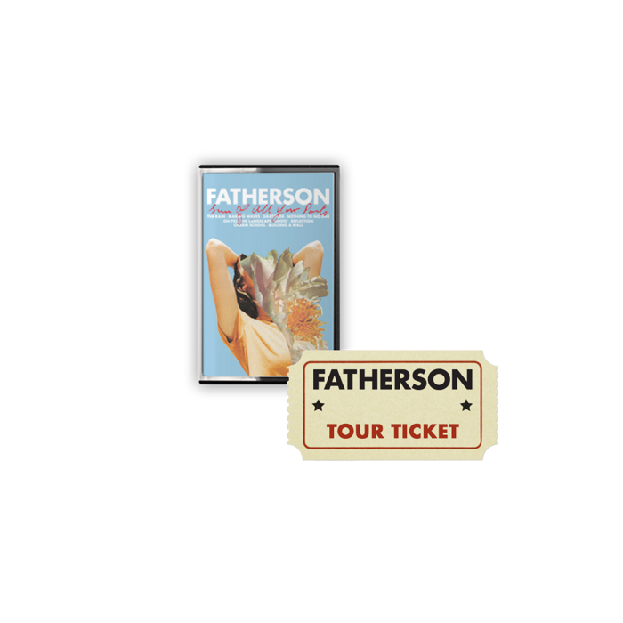 Sum Of All Your Parts Cassette + Tour Ticket - Fatherson