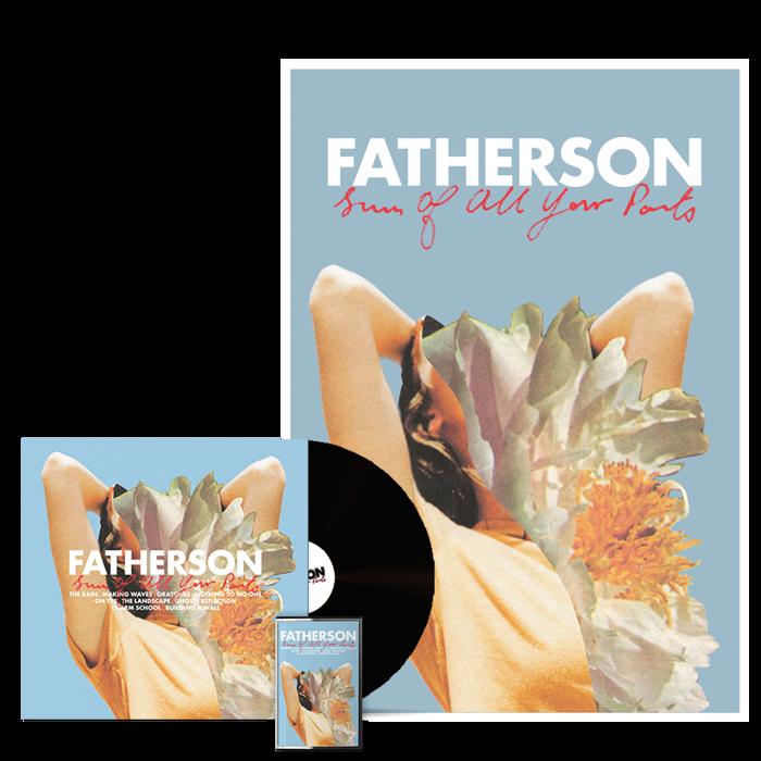 'Sum of All Your Parts' LP + Cassette + Print - Fatherson