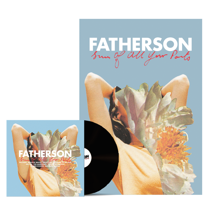 'Sum of All Your Parts' LP + Print - Fatherson