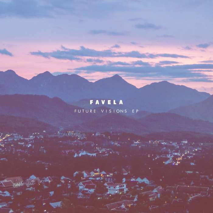 "Favela - Future Visions 12"" - Favela"