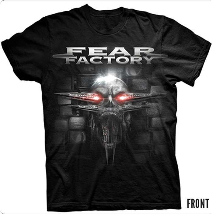Never Take My Soul - Tee - Fear Factory