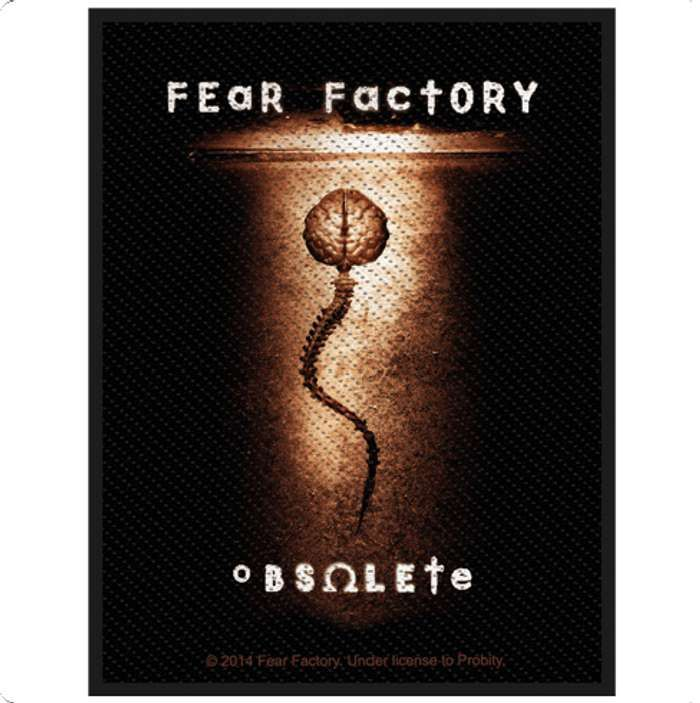 Obsolete Patch - Fear Factory