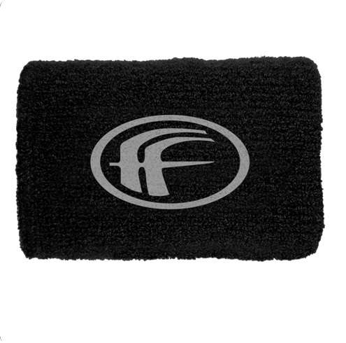 Oval FF Embroidered Sweatband - Fear Factory