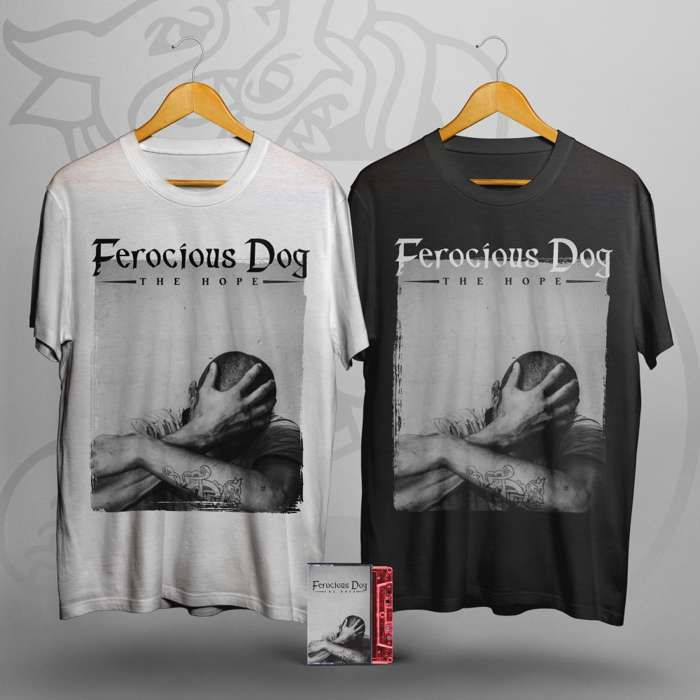 'The Hope' Limited Edition Cassette Tape + T-Shirt Bundle - Ferocious Dog