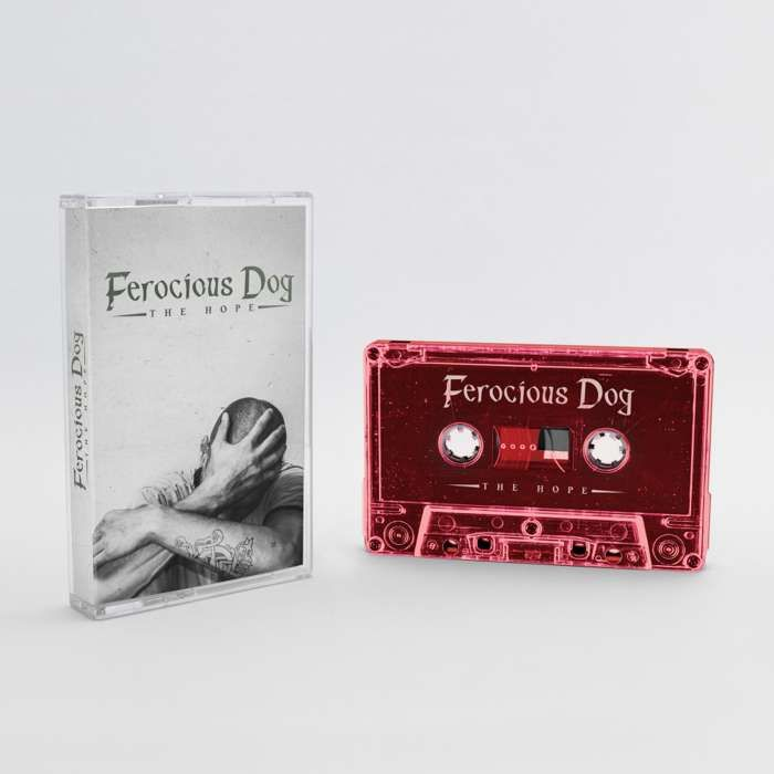 'The Hope' Limited Edition Cassette Tape - Ferocious Dog