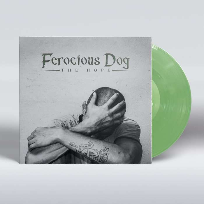 'The Hope' Limited Edition Green Vinyl - Ferocious Dog