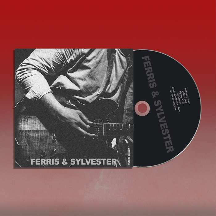 Limited Edition Tour CD - Ferris & Sylvester