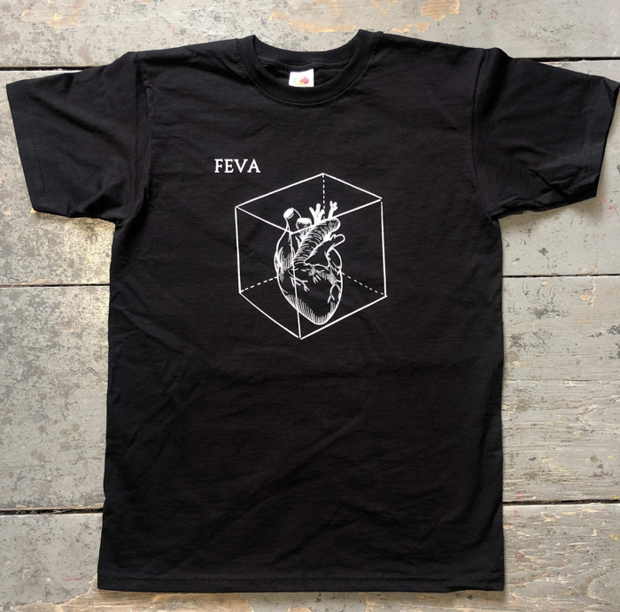 FEVA We're Not Defective T-Shirt Black - FEVA