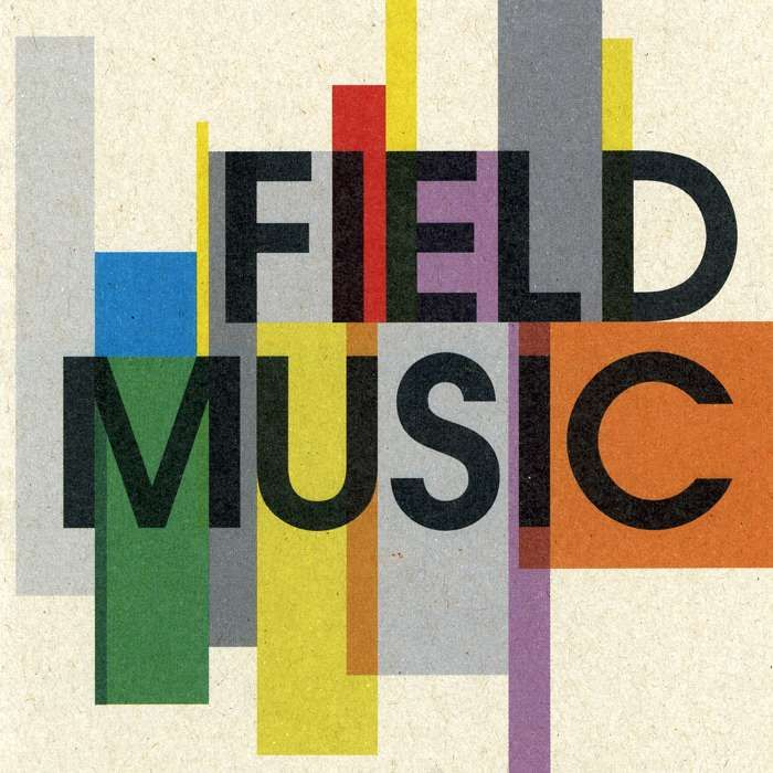 Field Music - s/t on CD or Download - Field Music US