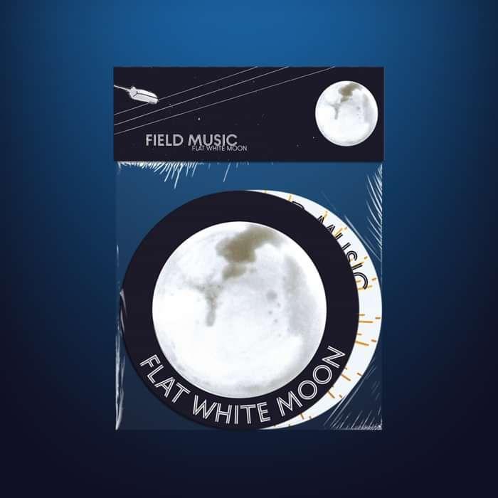 Flat White Moon - Four Coaster Set - Field Music US