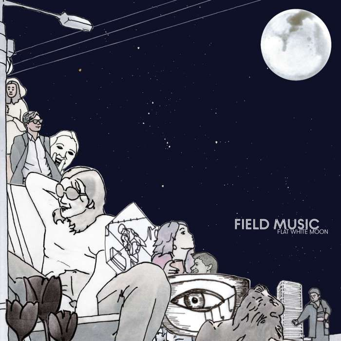 Flat White Moon - vinyl options, CD or Download - Field Music US