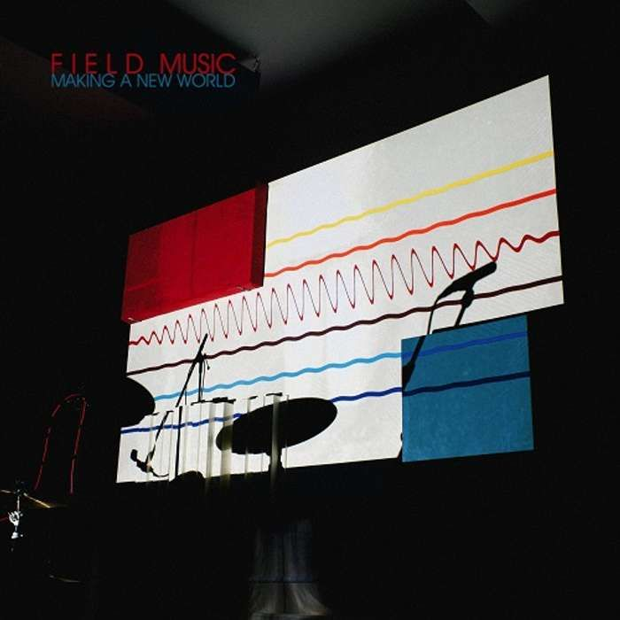 Making a New World - vinyl, CD and download - Field Music US