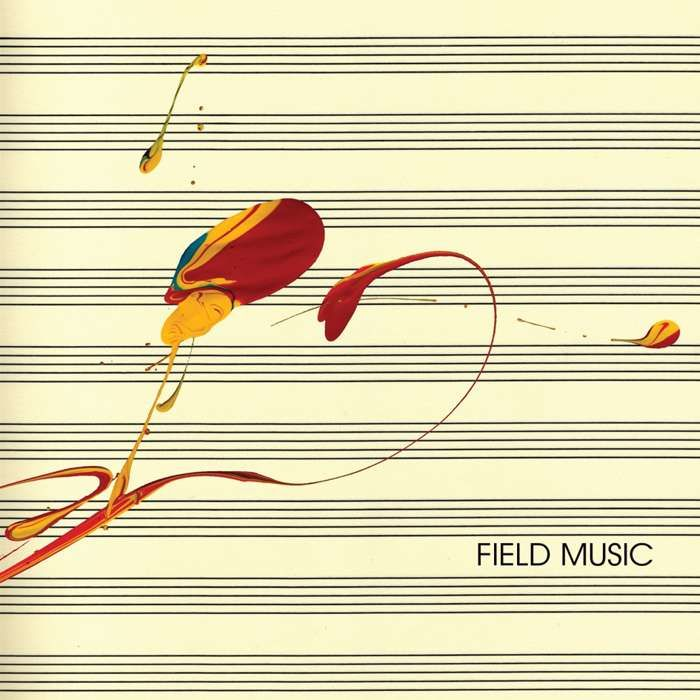 Measure on Double Red / Yellow LP, CD or Download - Field Music US