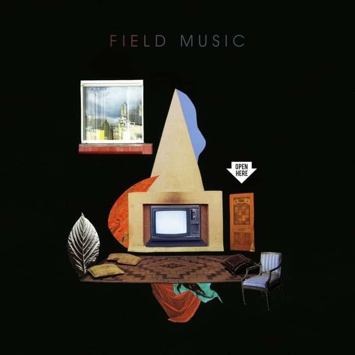 Open Here - Vinyl, CD or Download - Field Music US