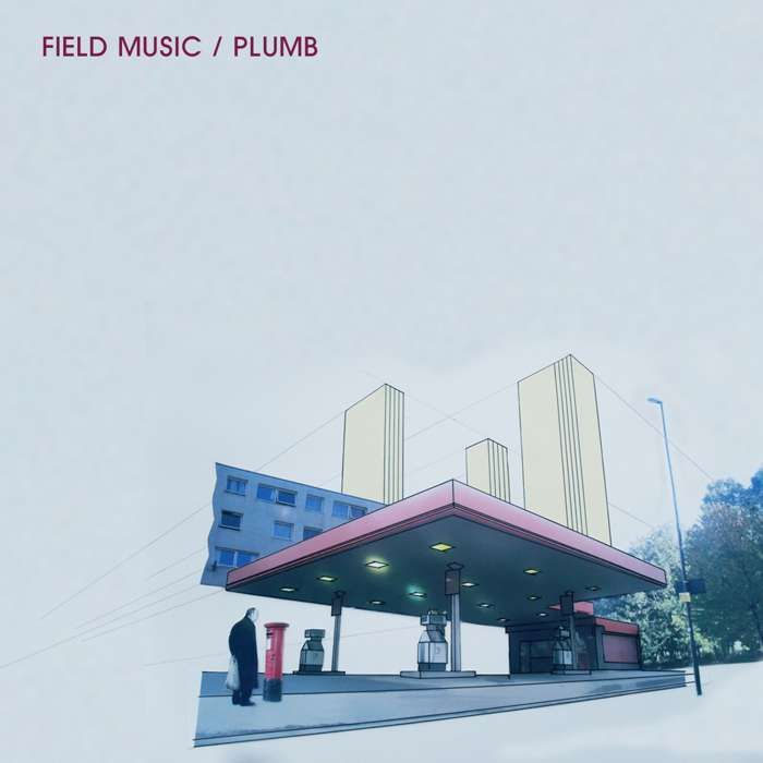 Plumb on CD or Digital - Field Music US