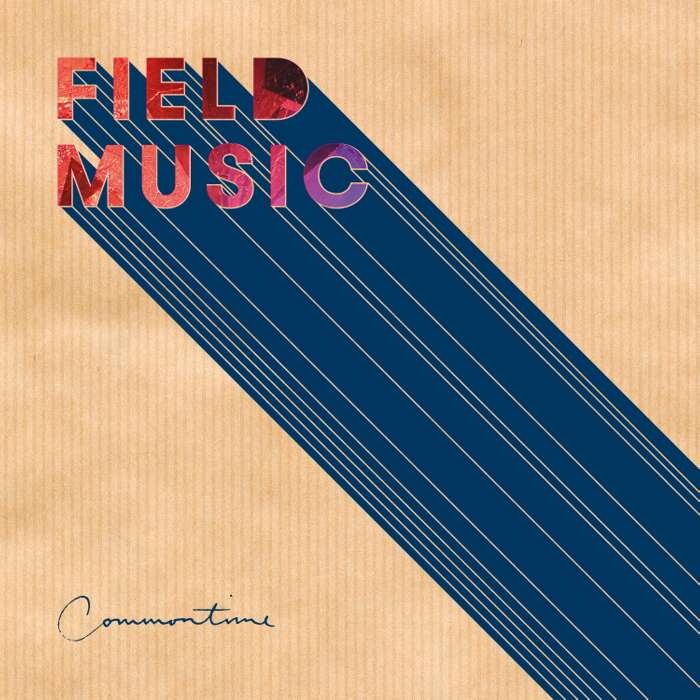 Field Music - Commontime - LP - Field Music