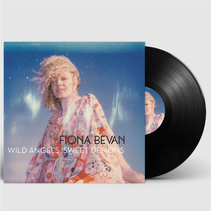 """Wild Angels Sweet Demons (12"""" Vinyl) - Fiona Bevan"""