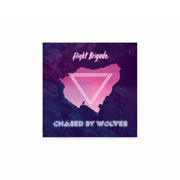 'Chased By Wolves' Digital Album Download - Flight Brigade
