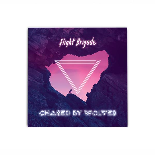 'Chased By Wolves' Gatefold Coloured Vinyl Album - Flight Brigade