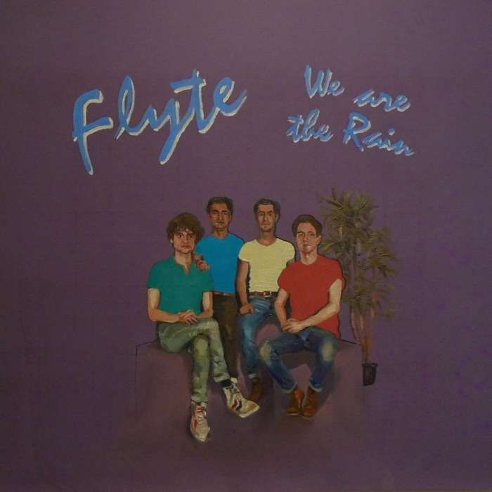 "Flyte - We are the Rain 7"" - Flyte"